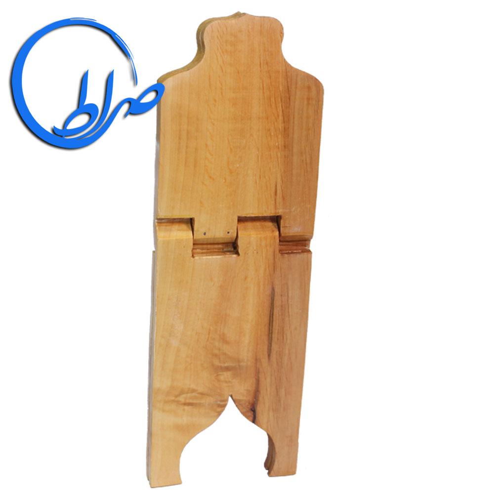 رحل چوبی مدل سلطانی