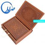 قرآن نفیس معطر جعبه دار